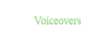 Expert Voiceovers